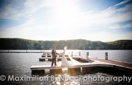 Hudson Valley wedding at the Grandview